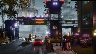 Infamous Second Son screenshot 7