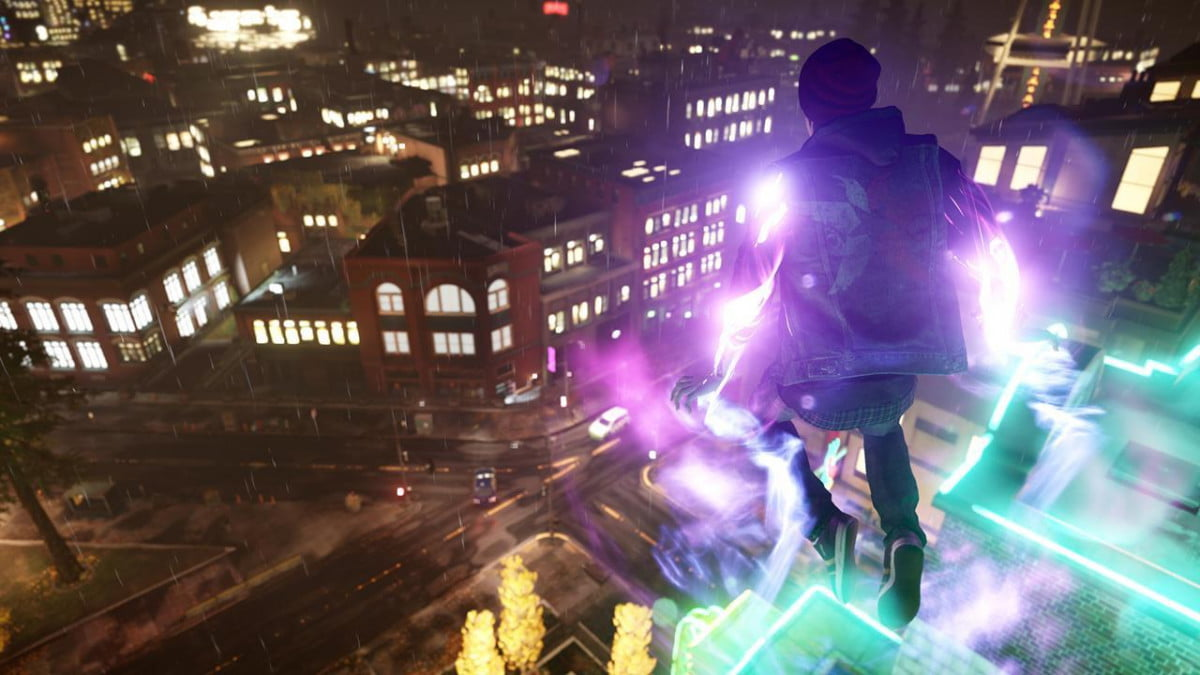 infamous second son update adds photo mode capturing homemade screenshots ps