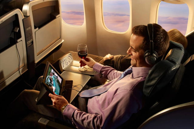 inflight mobile