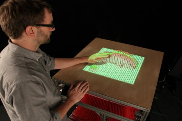 mit develops inform blows mind rendering digital stuff  d physically