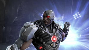 Injustice Cyborg