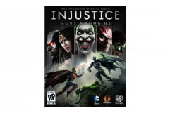 injustice gods among us review cover art