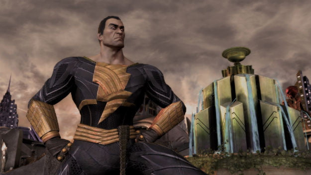 Injustice review 4