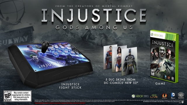 Injustice Battle Edition