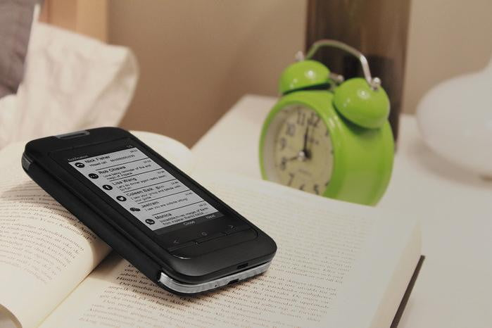 inkcase plus e ink display android case