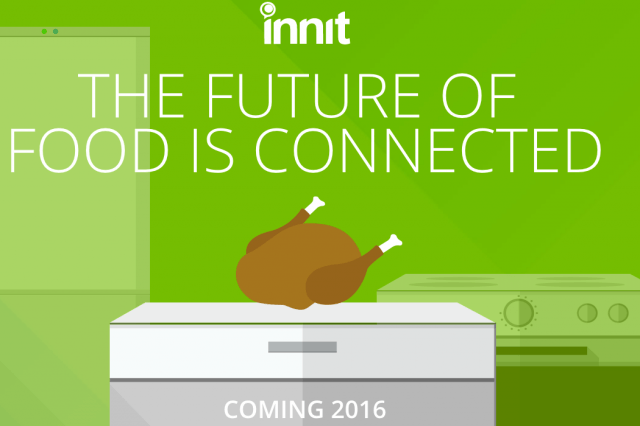 innit wants to digitize food and build a smarter kitchen connected
