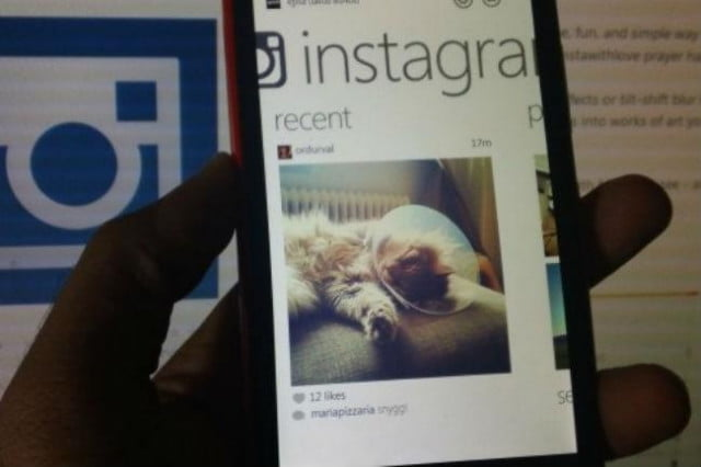 oh instagram really think windows phone app ready release