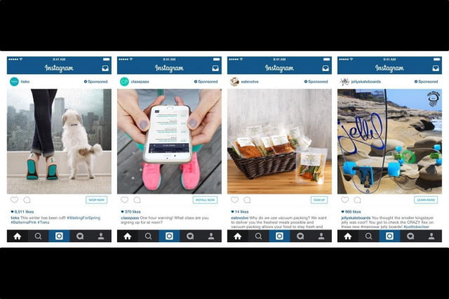 instagram opens feed to businesses of all sizes ad expansion