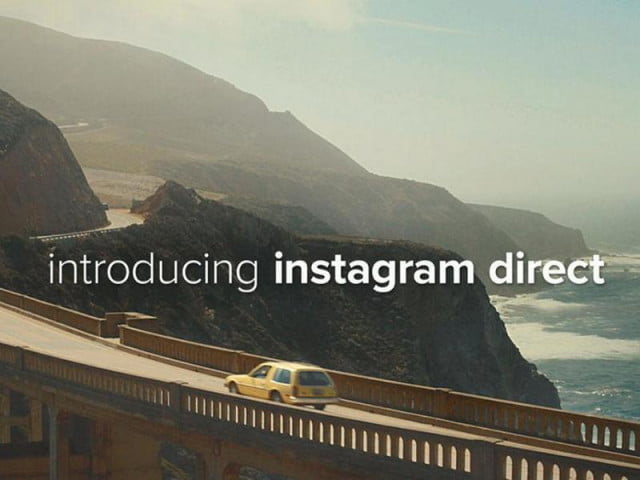 m users go direct instagram
