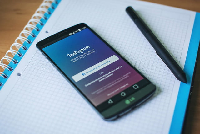 how to link instagram facebook