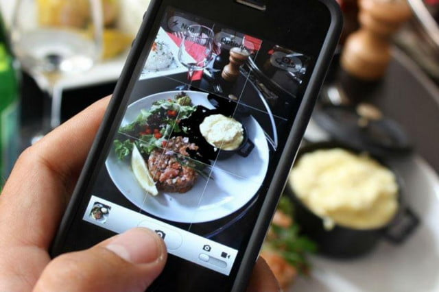 instagram food porn might be ruining your dinner
