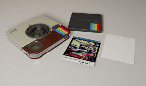 Full Instagram Socialmatic set with paper and print