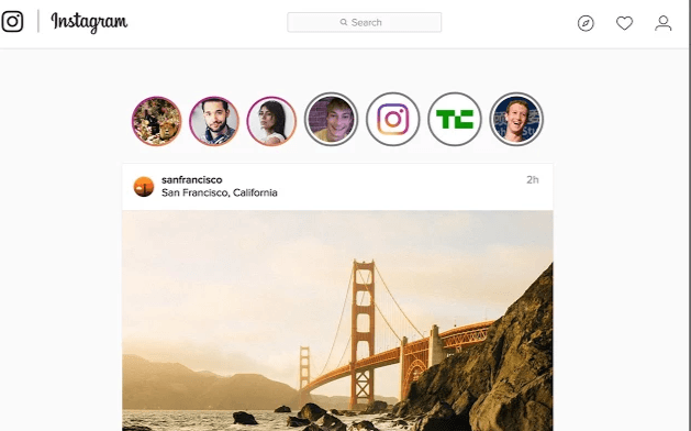 instagram stories extension