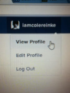 instagram view profile page