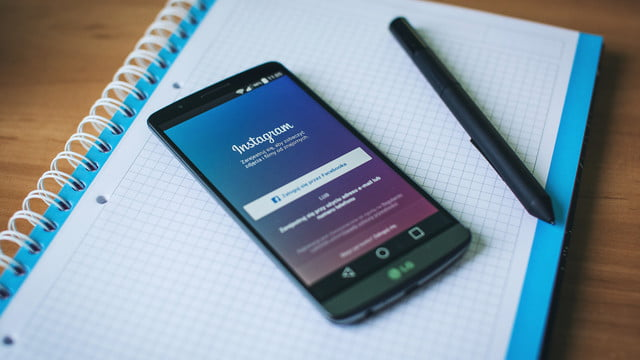 instagram developing boosted posts on phone