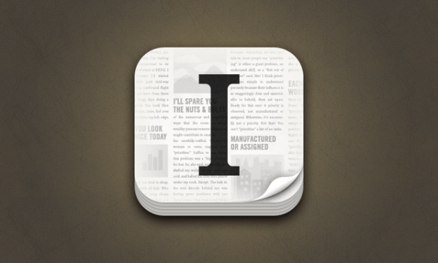 instapaper icon