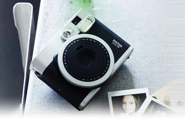 all about fujifilms new retro inspired instax mini  instant camera neo classic