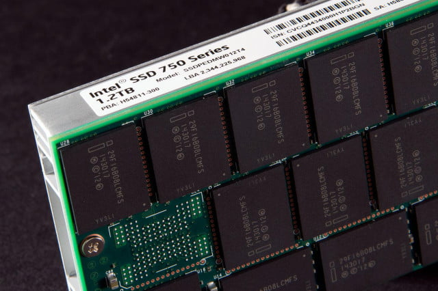 best solid state drives intel  series ssd