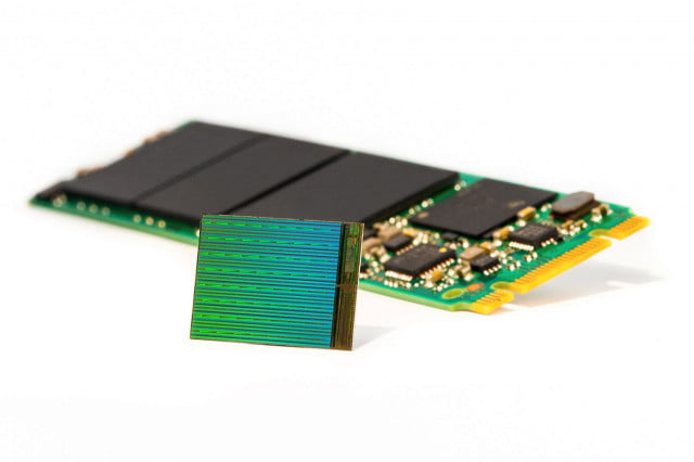d nand cost investment intel tb solid state drive