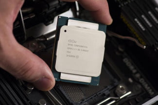 Intel 5690 in hand