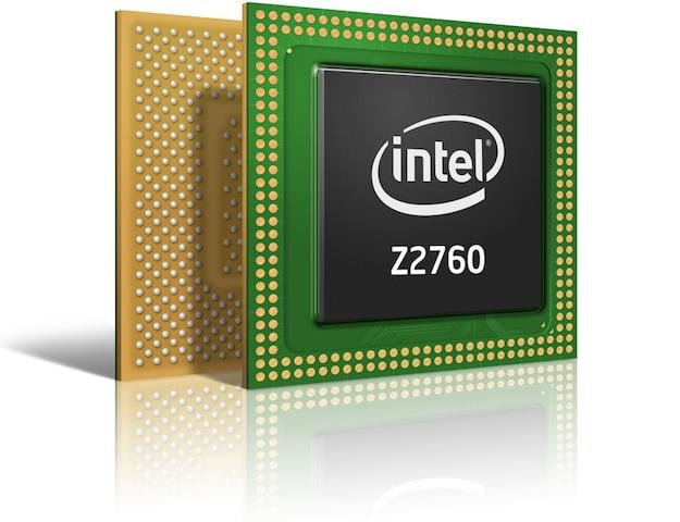 Intel Atom Z2760 Clover Trail