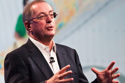 Intel CEO Paul Otellini opens the conference