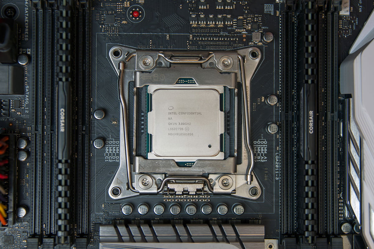 Intel Core I7 6950X Extreme Edition Review