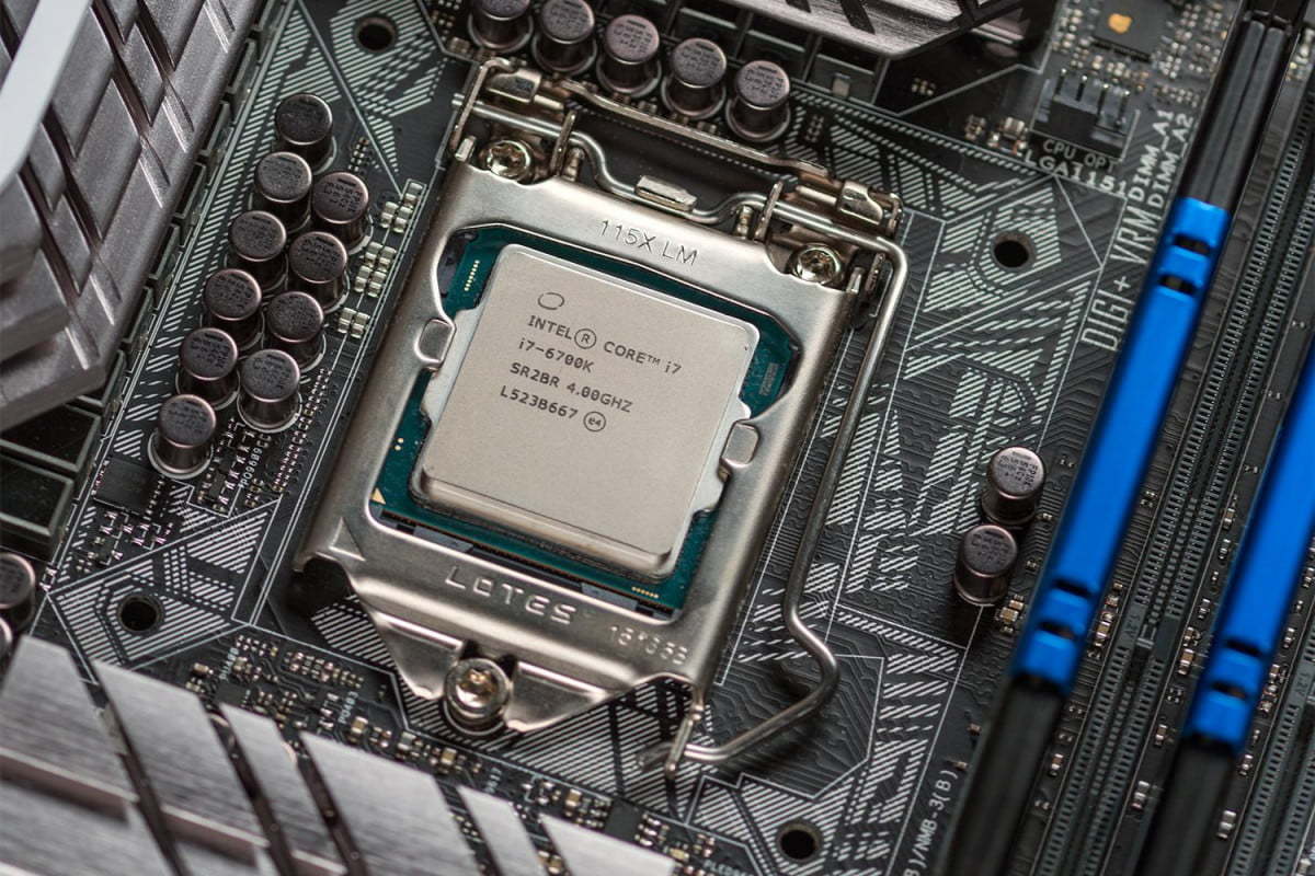 overclocking intel core i  k review