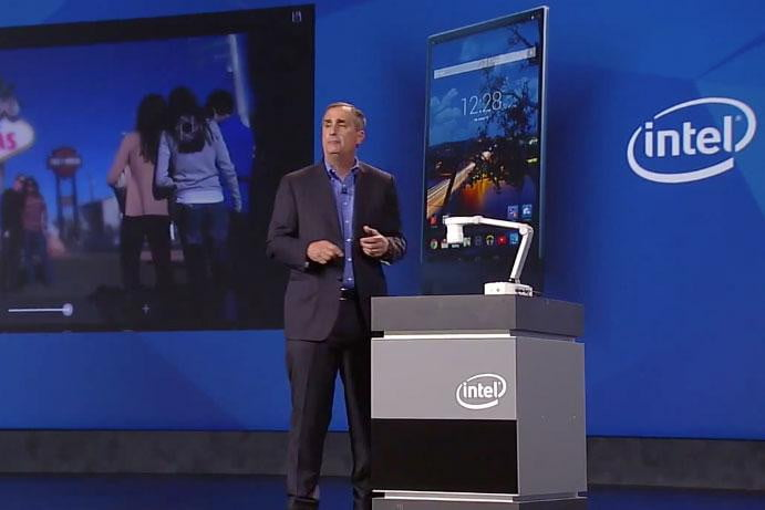 intels ces keynote demonstrates a forward thinking attitude intel perspective