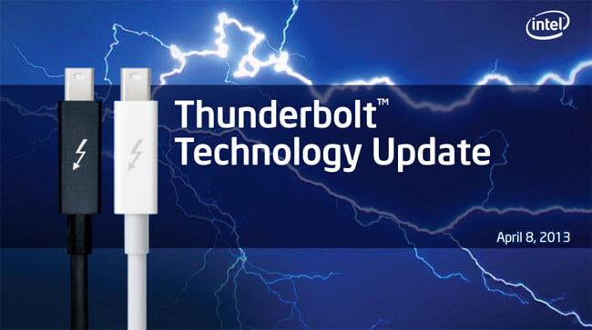 Intel next-generation Thunderbolt_NAB2013