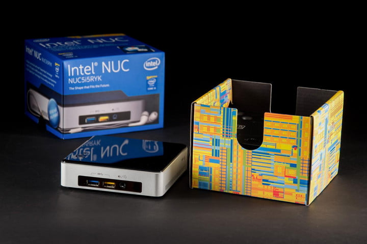 intel nuc core i  ryk review nuci mini pc box open