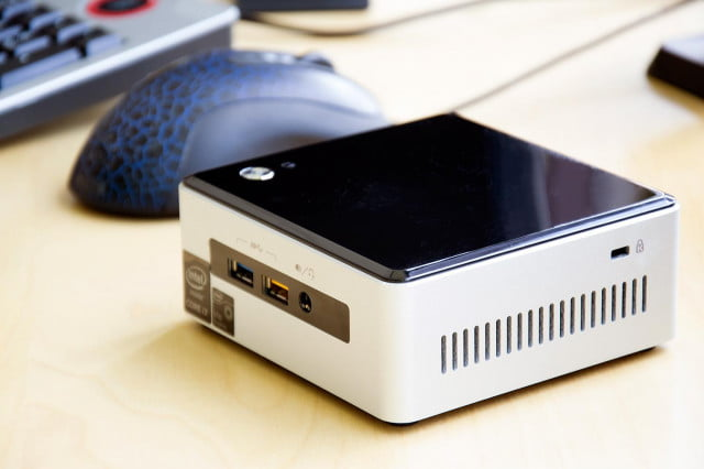 skull canyon nuc ces  intel i hero