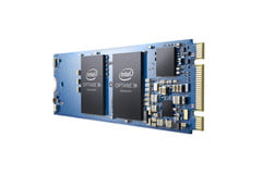 intel optane  gb review product