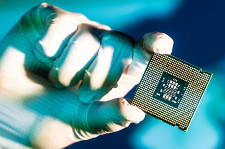 Intel may turn to Quantum