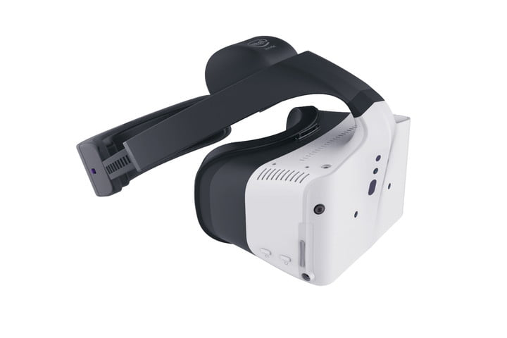 intel virtual reality movies sxsw news project alloy headset