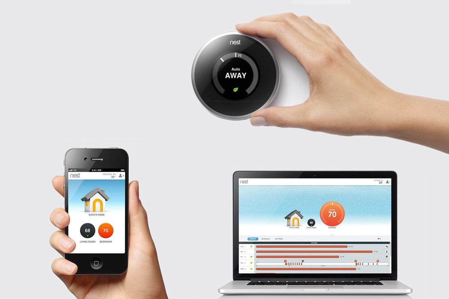 Will Nest App Give Room Temperature