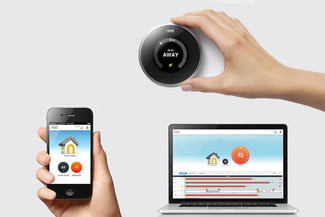 Internet-of-Things-Nest-thermostat