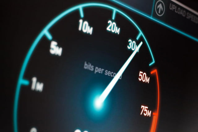 global internet speeds rise speed