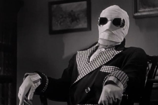 universaljohnny depp invisible man