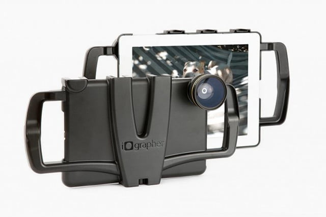 photojojo releases iographer video rig for ipad case
