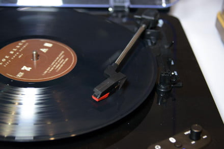 Ion Bluetooth Turntable 4