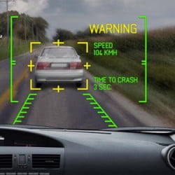 iOnRoad road safety augmented reality app