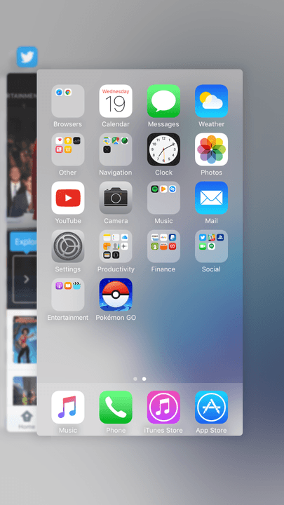 iphone  tips and tricks ios app switcher