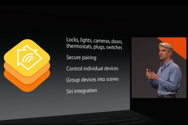 home may be the name of setup app for apples homekit ios