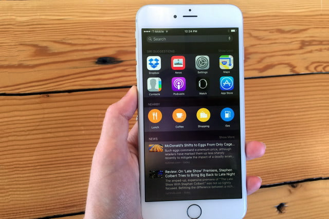 ios  adoption rate day news hands on