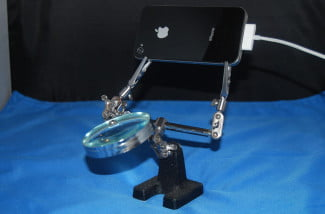 iOS security cams iPhone Rig