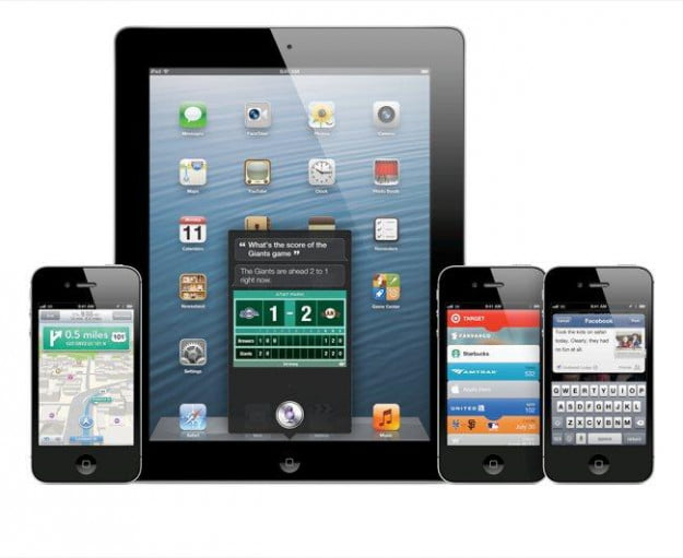 Apple iOS 6 devices