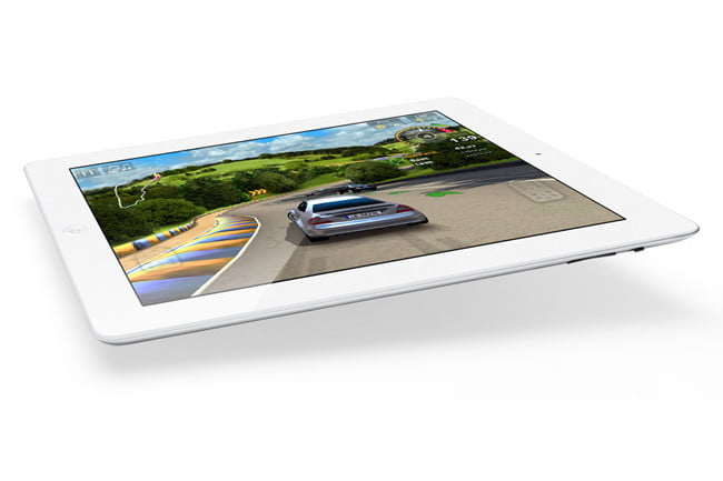 jobs returns to announce apple ipad  thinner than iphone comes in white