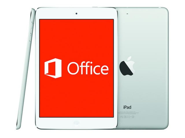 will microsoft office arrive ipads windows tablets ipad