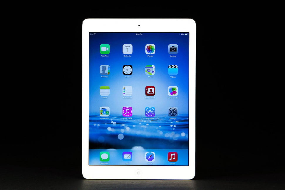 how to add home videos to ipad air